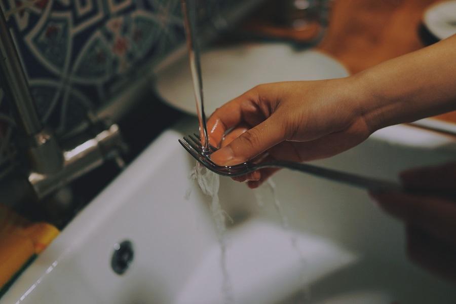 ایدههای تازه با شستن ظرفها!